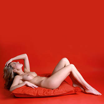 workshop nu beaute red vision photo modele nue