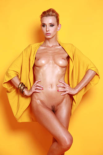 workshop nu beaute yellow vision photo modele nue